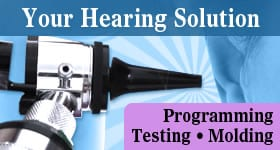 Your hearing solution